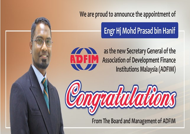 Appointment As SecretaryGeneral